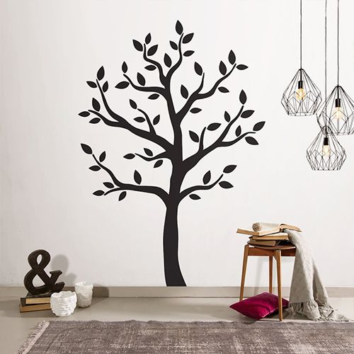 7 Best Tree Wall Decals For Your Childu0027s Room 2018   Temporary Tree Wall Art  And Stickers