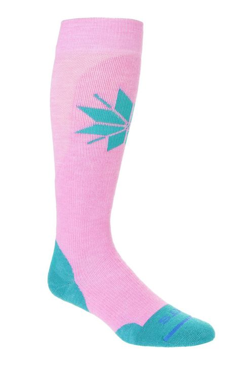 FITS Women's Medium Ski Over-the-Calf Socks