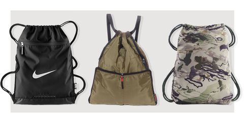 11 Best Drawstring Backpacks 2018 - Cinch Bags for the Gym de0b2e0f36d39