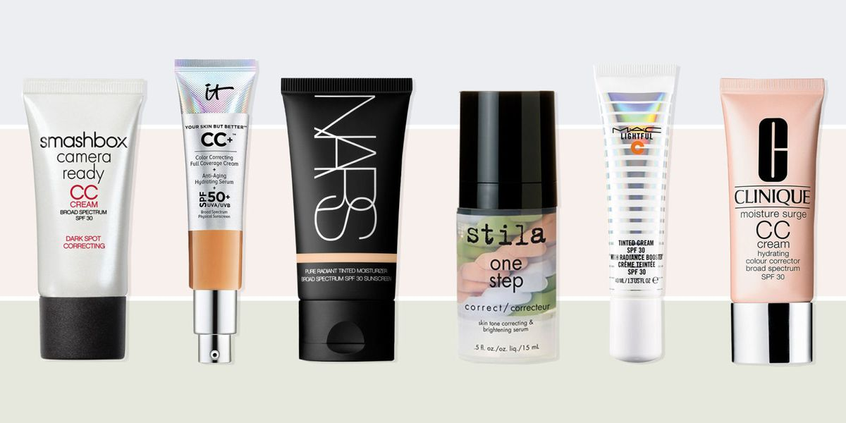 Best Cc Cream In 2018 9 Color Correcting Creams And