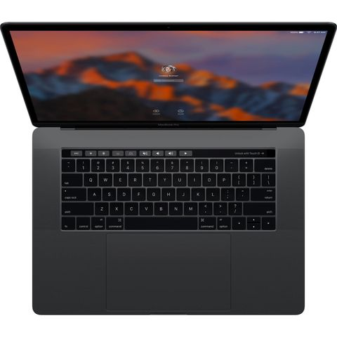 MacBook Pro Space Gray