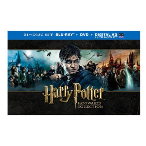Harry Potter: Hogwarts Collection Blu Ray