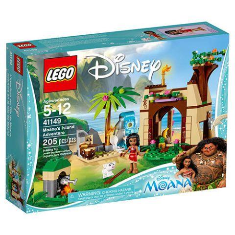 Disney Moana Lego Set