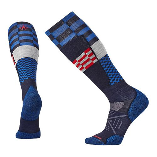 Smartwool Men's PhD® Ski Light Elite Pattern Socks