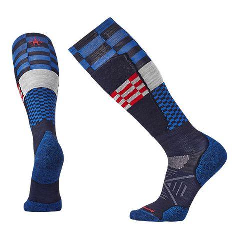 Smartwool Men's PhD® Ski Light Elite Pattern Socks
