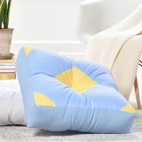 10 Best Floor Pillows for Any Room 2018 - Decorative Oversized Floor ...