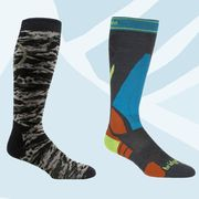 high performance ski socks