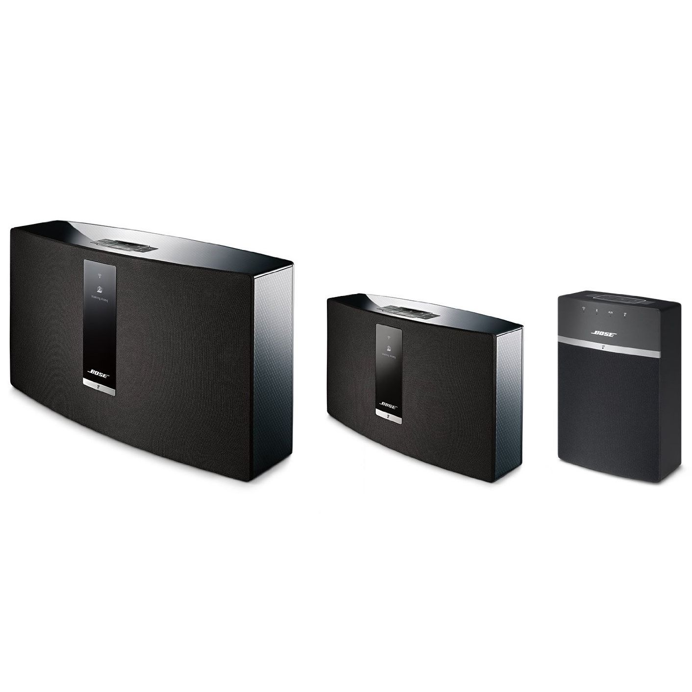 Bose SoundTouch speakers
