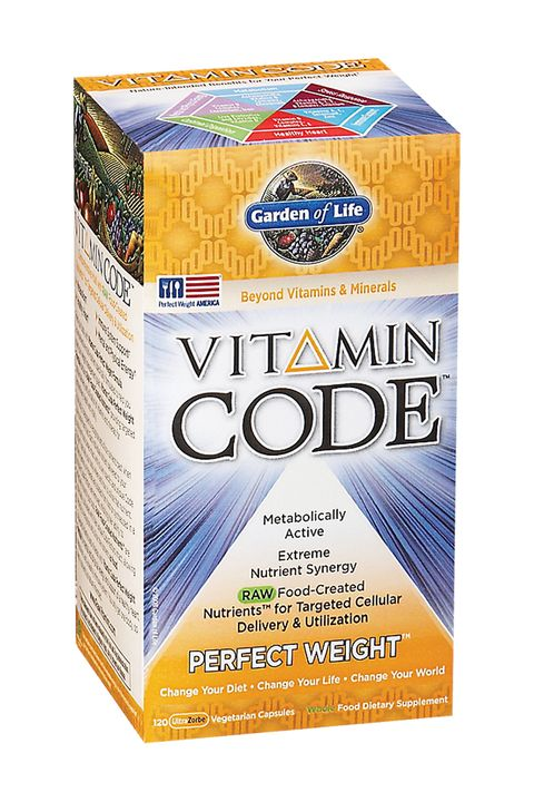 Garden of Life Vitamin Code Perfect Weight