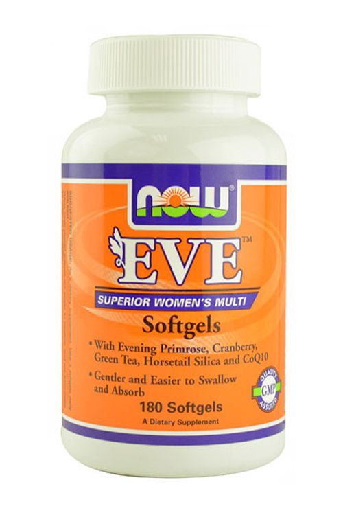 NOW Foods Eve Superior Women's Multivitamin