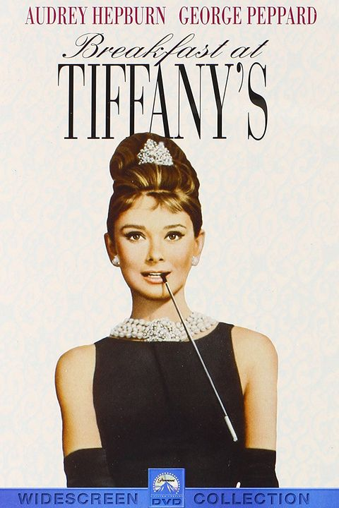 breakfast at tiffany's audrey hepburn movie