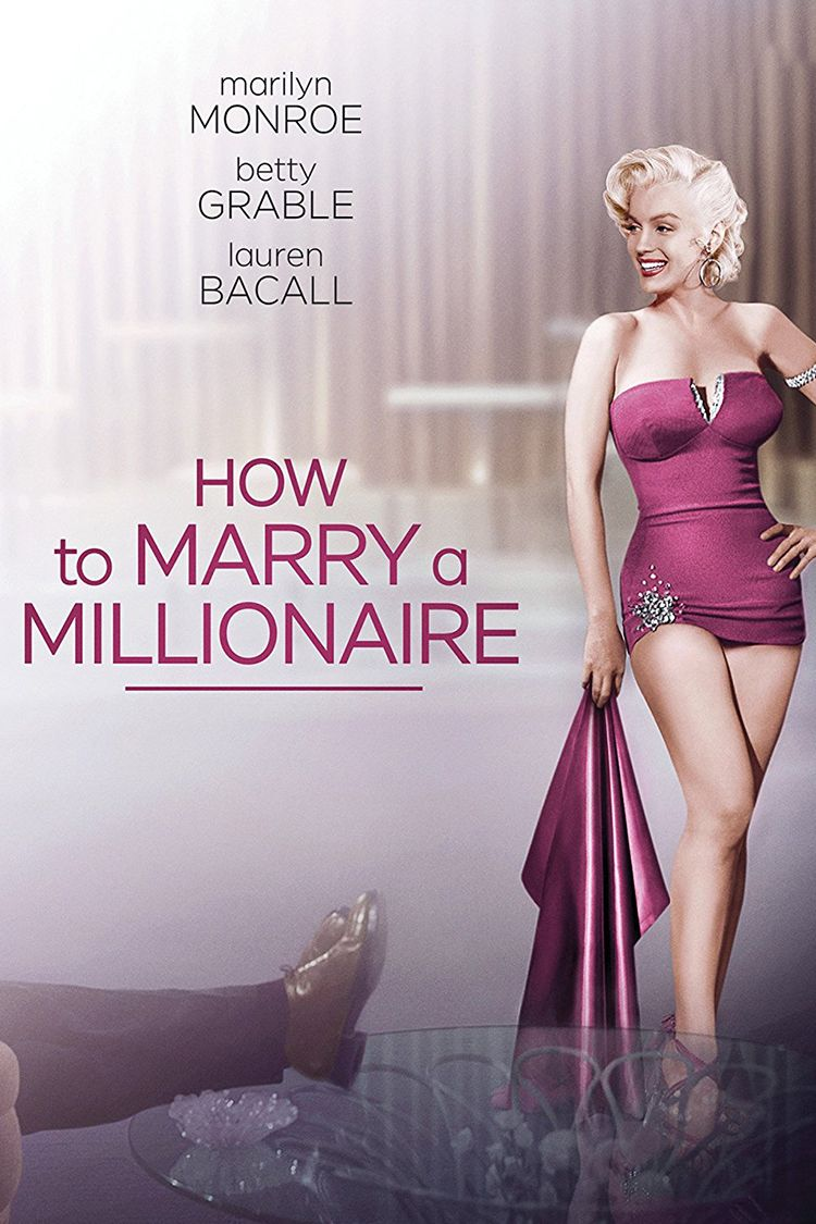 how to marry a millionaire marilyn monroe movie