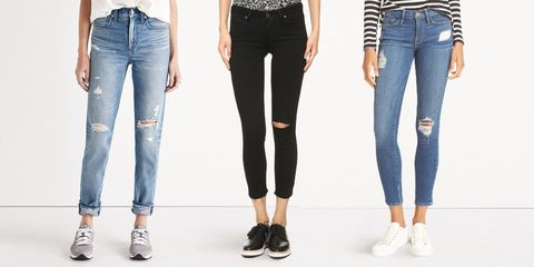 a92d7b45 9 Best Distressed Jeans for 2018 - Ripped Jeans and Distressed Denim ...
