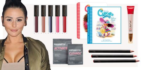 JWoww must-haves