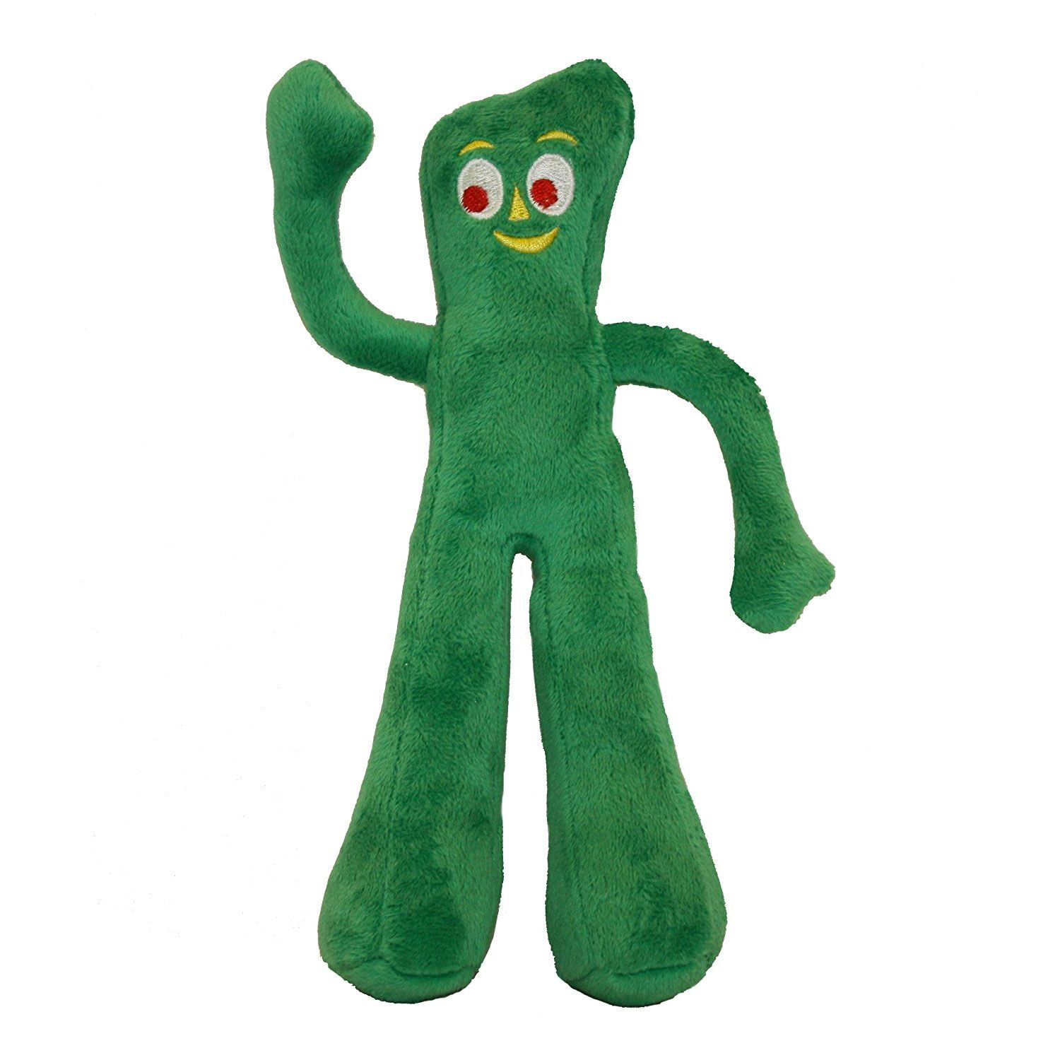 Multipet Gumby Stuffed Dog Toy