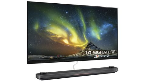 LG W7 Series OLED TV