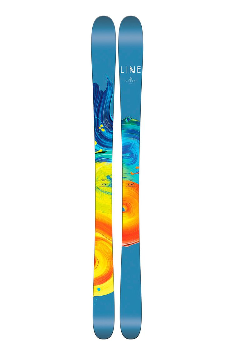 Line Pandora 95 Women's All-Mountain Ski