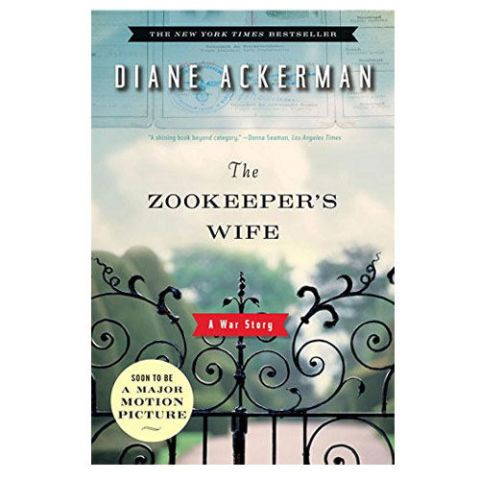The Zookeepers Wife Diane Ackerman