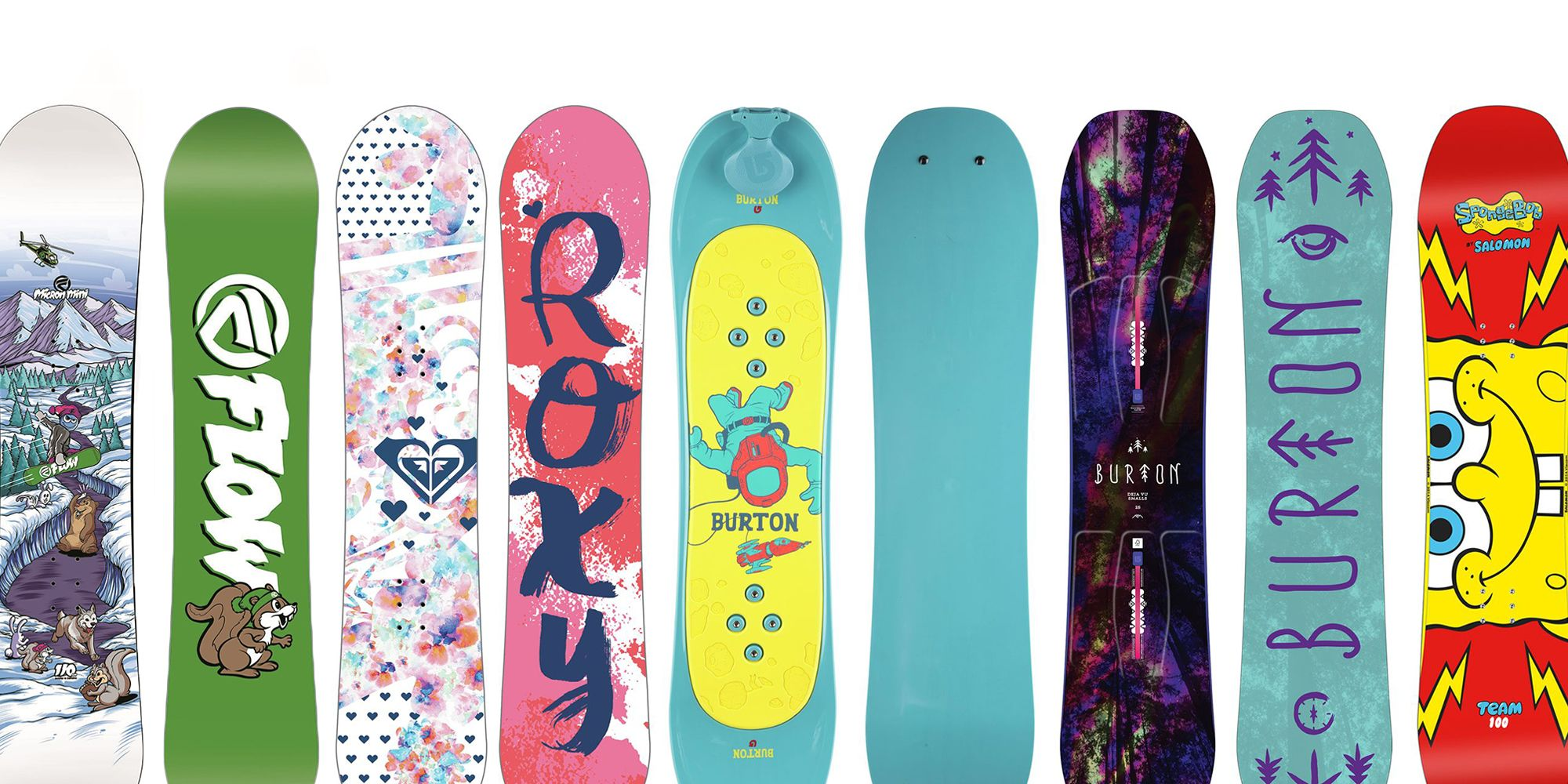 03fedb413f62 11 Best Kids Snowboards in 2018 - Safe Girls and Boys Snowboards for ...