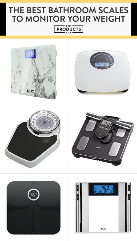 15 Best Digital Bathroom Scales For 2018
