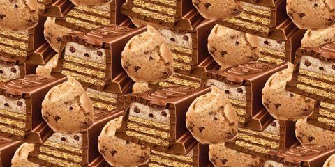 kit kat cookie dough