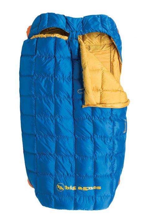 Big Agnes Sentinel 30 Doublewide Down Sleeping Bag