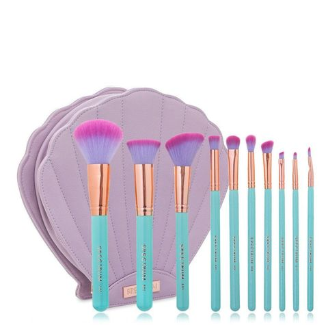 mermaid brushes