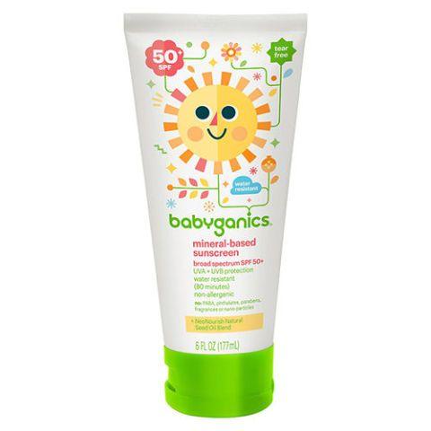 Babyganics Sunscreen
