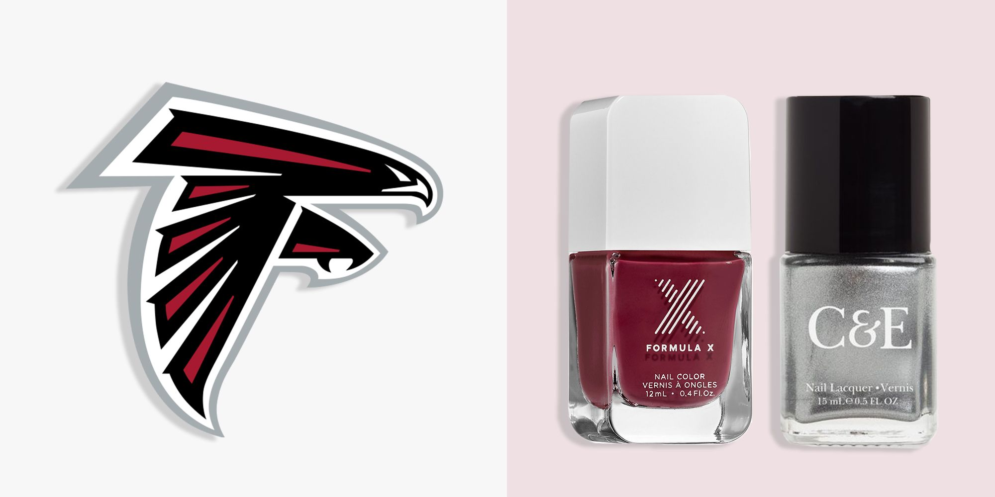 11 Football Inspired Nail Colors for Super Bowl 2018 - Nail Polish ...