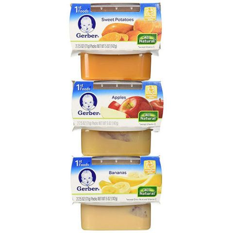 Best Healthy Safe Baby Food Through the Stages of Feeding Baby