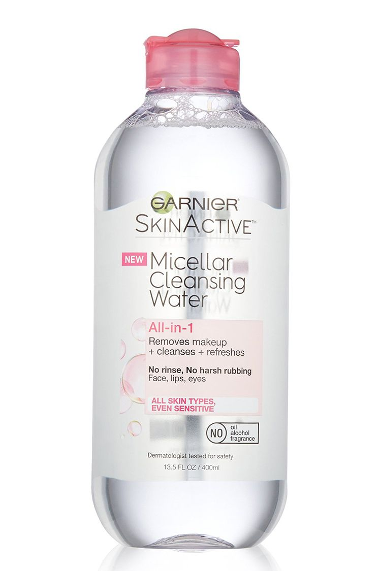 Garnier SkinActive Micellar Cleansing Water All-in-1 Cleanser & Makeup Remover