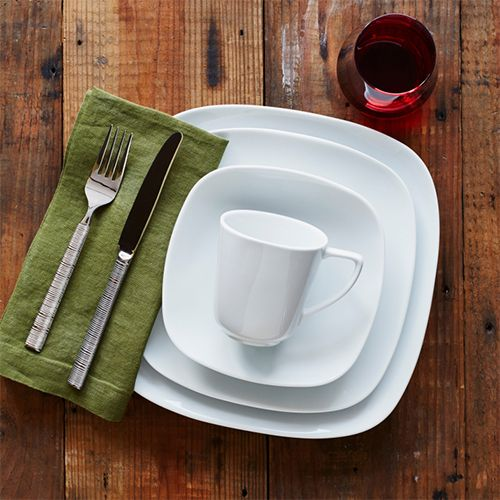 11 Best Dinnerware Sets for Your Home in 2018 - Stoneware u0026 Ceramic Dinnerware Sets : top rated dinnerware sets - pezcame.com