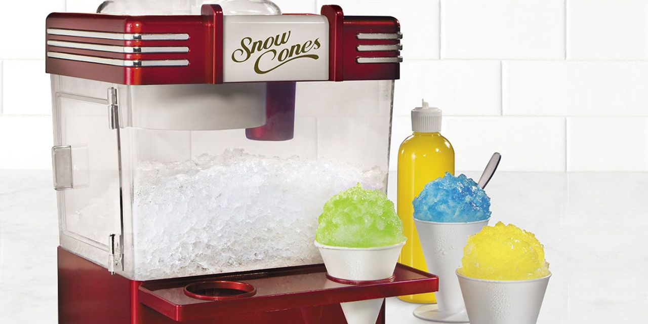 Buy toaster shaved ice machine