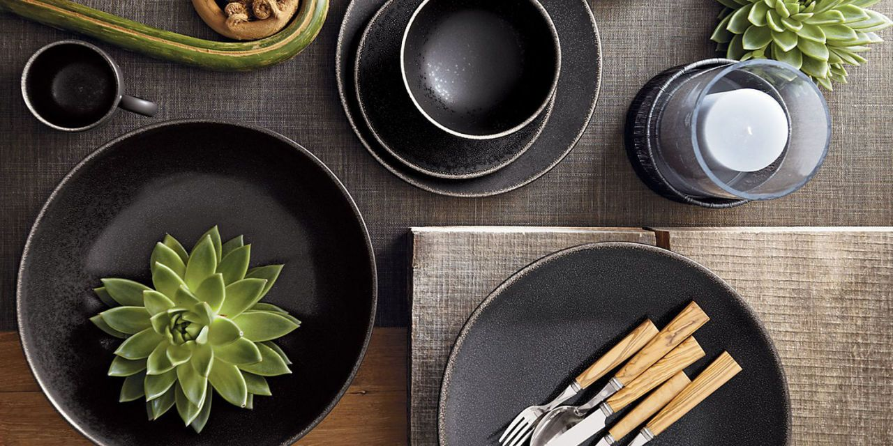 dinnerware sets & 13 Best Dinnerware Sets for Your Home in 2018 - Stoneware and ...