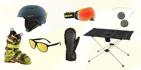SIA 2017 ski and snowboard gear