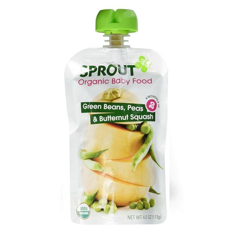 Organic Butternut Squash Baby Food