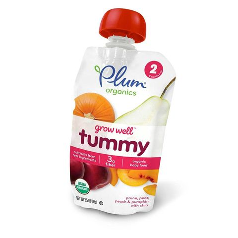 Baby Food Pouch Plum