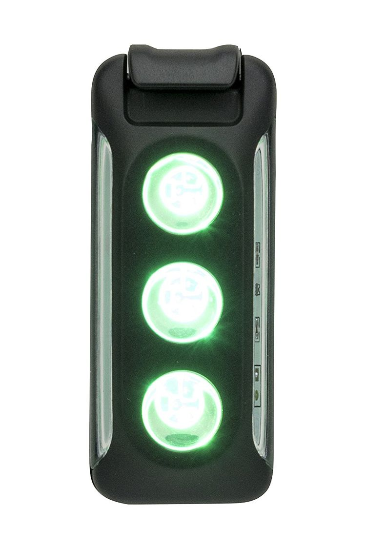 Nathan Lux Strobe RX Clip On
