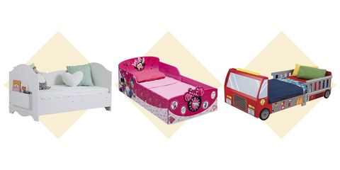 half off 9633f b57b7 10 Best Toddler Beds for Boys and Girls in 2018 - Cute and ...