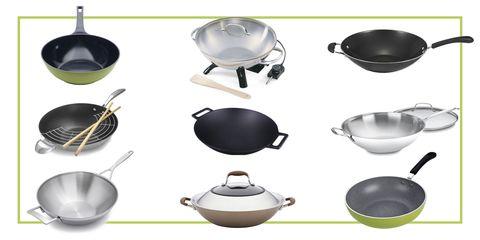 Serveware, Cookware and bakeware, Dishware, Kitchen utensil, Teapot, Circle, Silver, Sauté pan, Lid, Still life photography,