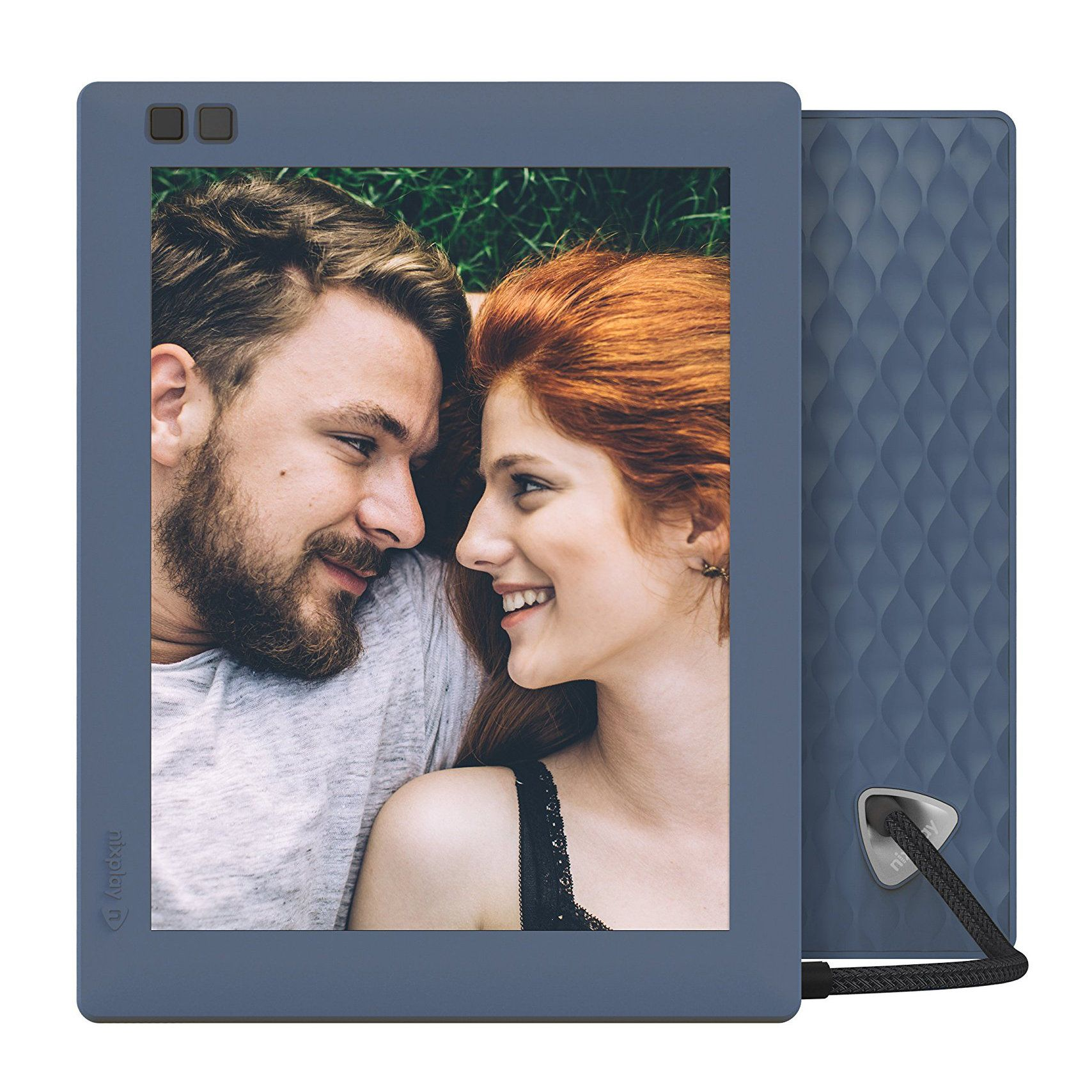 Nixplay Seed 8-inch Wi-Fi Digital Photo Frame