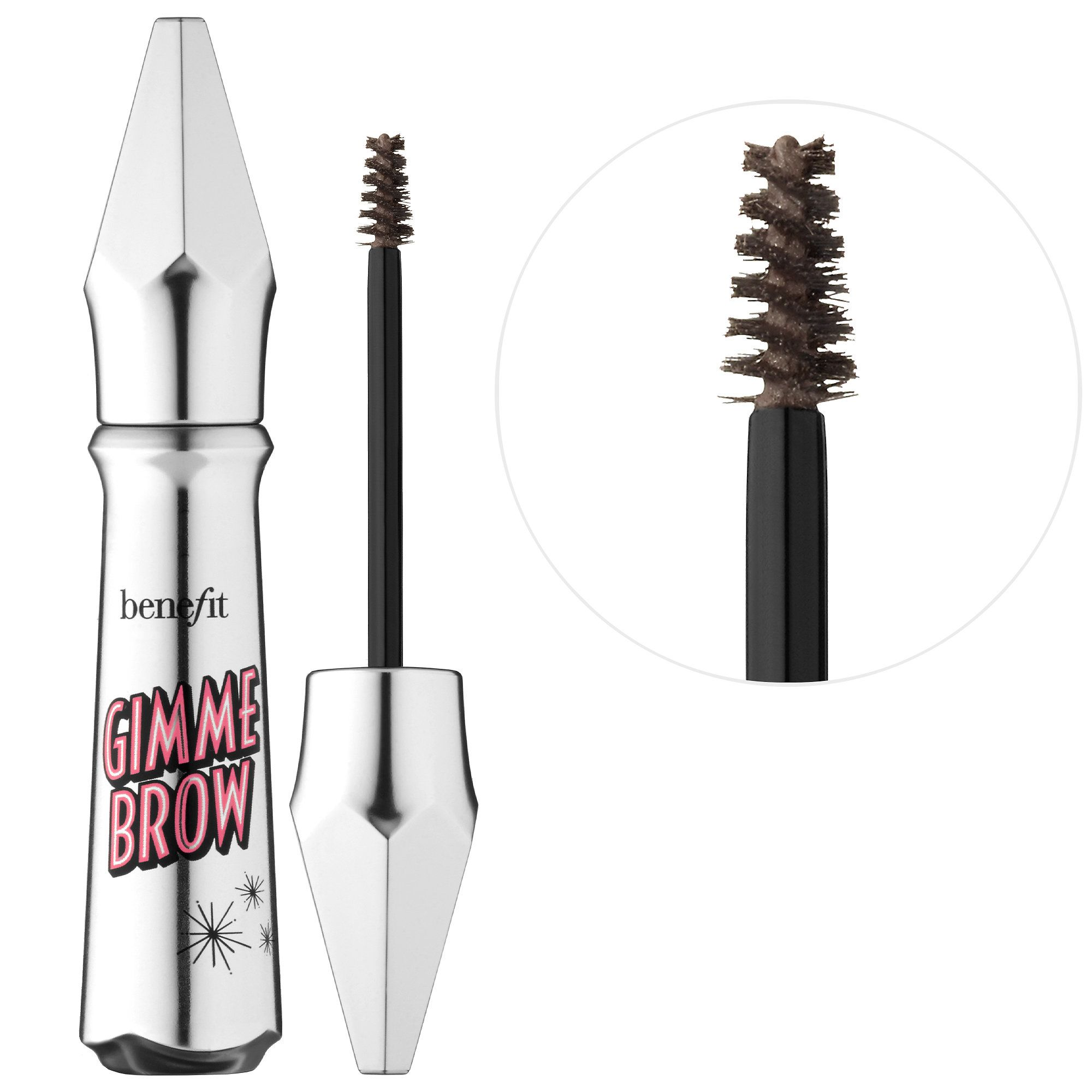 "<p><strong data-redactor-tag=""strong"" data-verified=""redactor""><em data-redactor-tag=""em"" data-verified=""redactor"">$24</em></strong> <a href=""http://www.sephora.com/gimme-brow-P409239?"" target=""_blank"" class=""slide-buy--button"" data-tracking-id=""recirc-text-link"">BUY NOW</a></p><p>If you aren't confident in your ability to create a perfect brow, just stick to Benefit's grow gel instead. It's a super easy way to build your brow without needing to have any sort of shading or brush skills. You just brush it upwards on your brows and the tiny fibers will adhere to your brows, giving them a fuller look and shape. </p>"