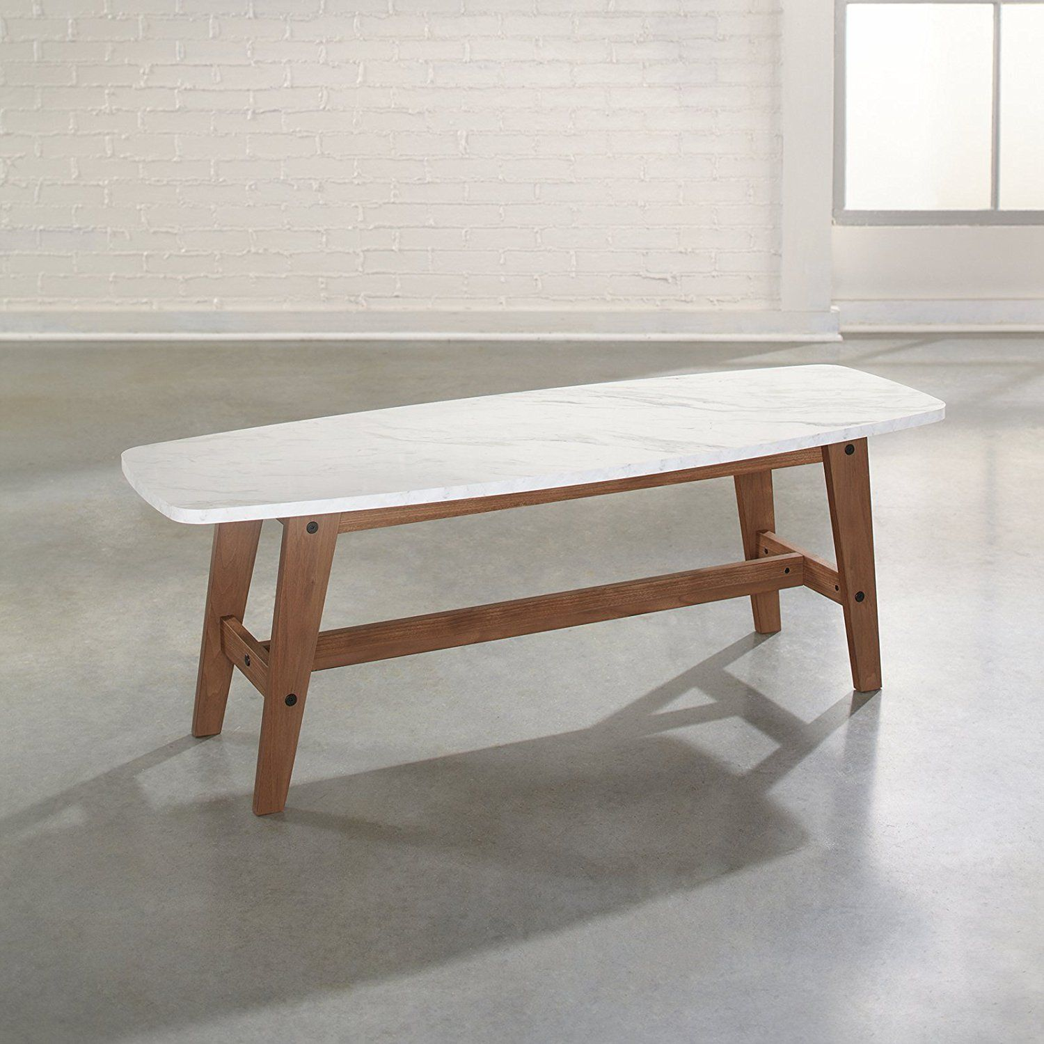 Sauder Soft Modern Cocktail/Coffee Table