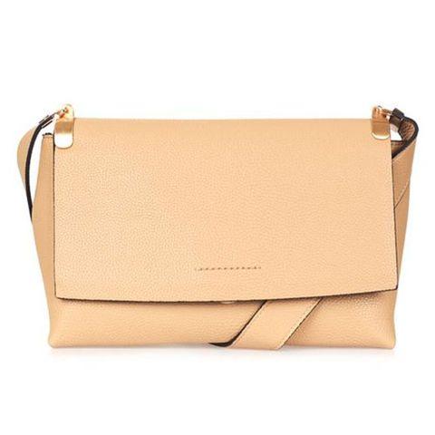 Topshop Olney Pebble Grain Crossbody bag