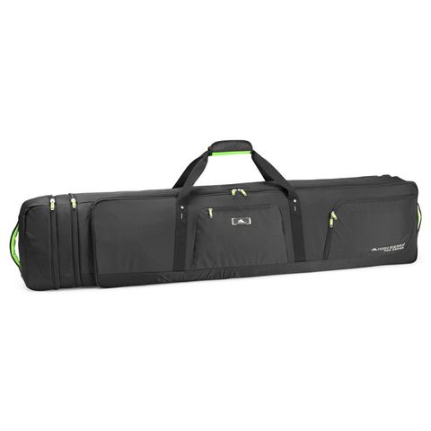 high sierra ski bag double pack with wheels