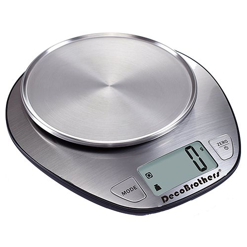 9 best kitchen scales for your countertop 2018 reviews of digital