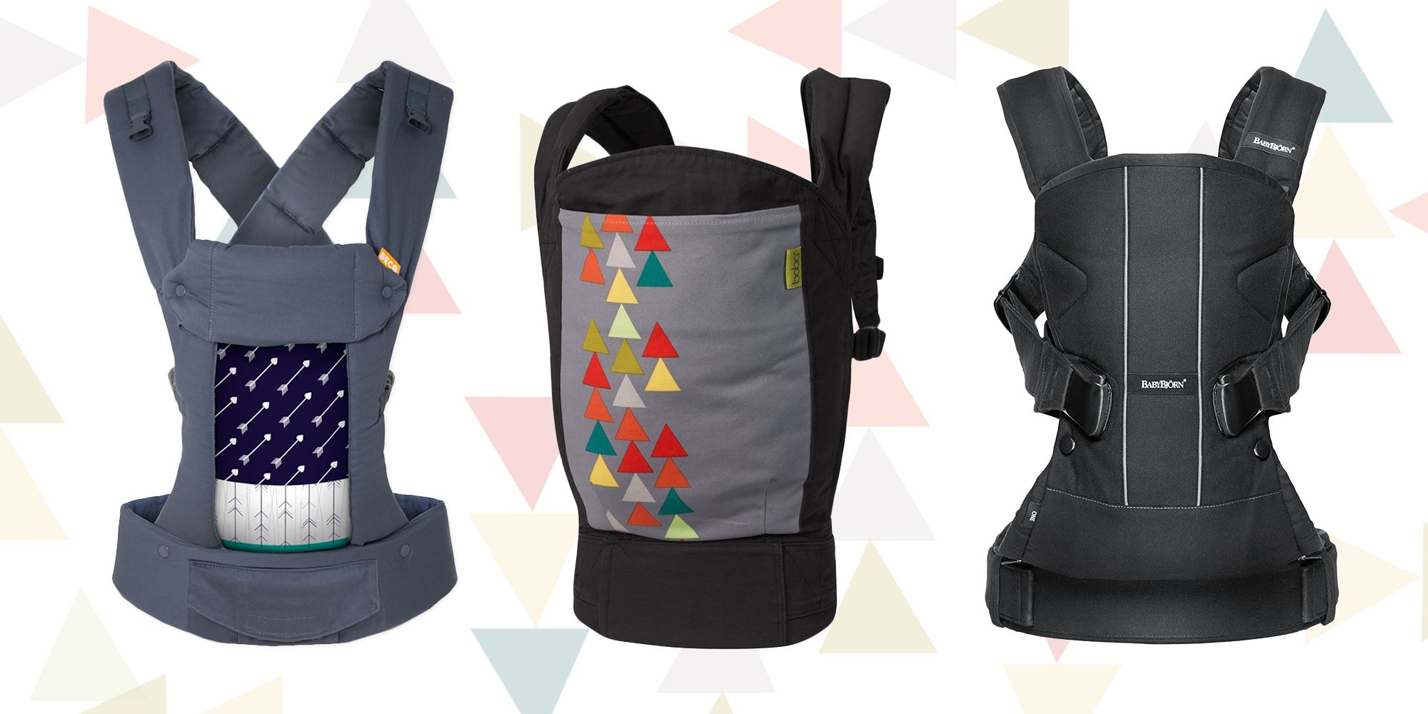 fc4168fbacc 15 Best Baby Carriers and Wraps in 2018 - Baby Carriers for Newborns and  Toddlers