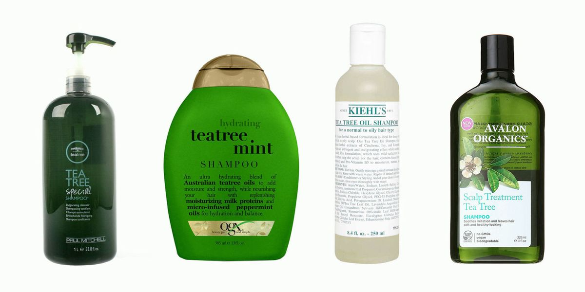 9 Best Tea Tree Shampoos For Cleaner Hair In 2018 Soothing Oil Shampoo
