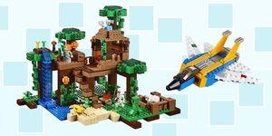 Lego toy sets