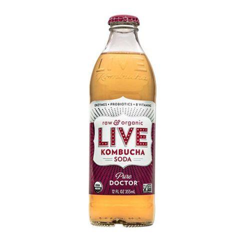 LIVE Kombucha Pure Doctor